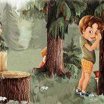 Прятки — правила детской игры