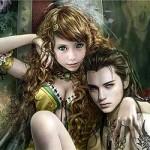 Принцесса скорлупка и принц леденец